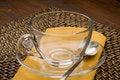 Free Empty Tea Cup Stock Photos - 18502913