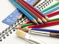 Free Colored Pencils Stock Photo - 18502930