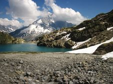 Free Lac Blanc Stock Images - 18500024