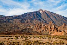 Free El Teide Stock Images - 18500664