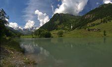 Free Mountain Lake Stock Image - 18501171