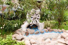 Free Garden Statue Stock Photos - 18501273