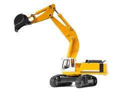 Free Toy Heavy Excavator Stock Photography - 18501512