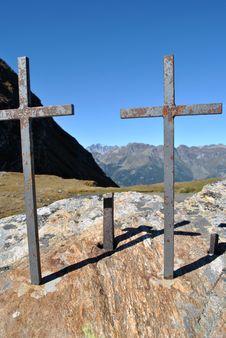 Free Crosses Stock Image - 18501571