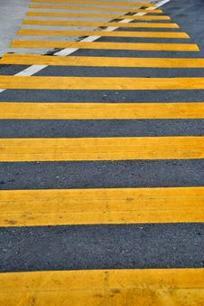 Free Zebra Crossing Stock Photo - 18502690