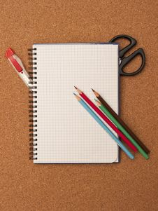 Free Colored Pencils Royalty Free Stock Image - 18503056
