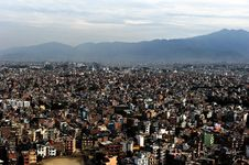 Free Building In Nepal Stock Image - 18503731