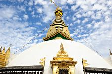 Free Pagoda In Nepal Royalty Free Stock Photography - 18503767