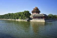 Free Beijing Forbidden City,China Royalty Free Stock Photos - 18504028