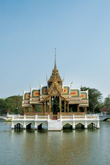 Free Siam Old Palace Stock Photo - 18504380