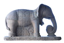 Free Elephant Sculpture Stock Photos - 18505183
