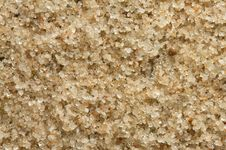 Free Close Up Image Of Sand Grains Royalty Free Stock Photos - 18506428