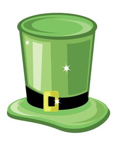 Free Leprechaun Hat Royalty Free Stock Photos - 18506558
