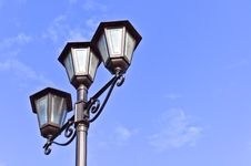 Free Street Lamp Royalty Free Stock Photos - 18507148