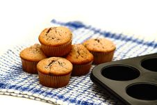 Free Muffins Royalty Free Stock Image - 18507956