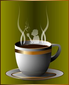 Free Coffee Stock Photo - 18508020