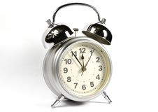 Free Retro Alarm Clock Stock Photo - 18508050