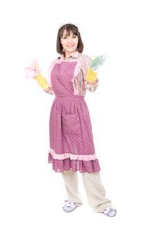 Free Housework Royalty Free Stock Photos - 18508458