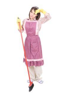 Free Housework Royalty Free Stock Photo - 18508465