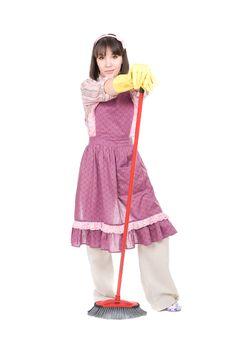 Free Housework Royalty Free Stock Image - 18508486
