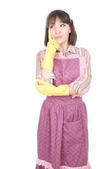 Free Housework Stock Photography - 18508502