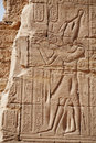 Free Egyptian Images And Hieroglyphs Engraved On Stone Stock Photography - 18515132
