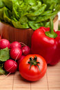 Free Different Ripe Vegetables Royalty Free Stock Photos - 18518538