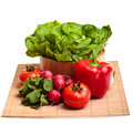 Free Different Ripe Vegetables Royalty Free Stock Photography - 18518547
