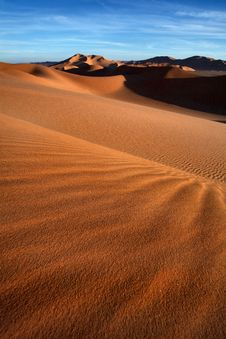 Free Libyan Desert Royalty Free Stock Photos - 18510738