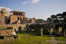 Free Rome 03 Stock Photos - 18511503