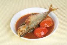 Free Asian Food Asam Fish Stock Photos - 18512593