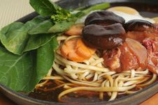 Free Sizzling Noodle Stock Photos - 18513063