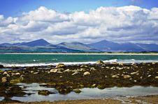 Free Beautiful Welsh Coastline. Royalty Free Stock Photography - 18513117