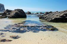 Free Arrifana Beach Stock Photos - 18514703