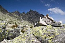 Vysoke Tatry, High Tatras Stock Images
