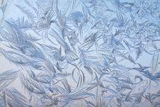 Free Frosty Pattern Royalty Free Stock Photos - 18515818