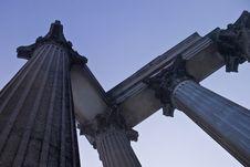 Free Corinthian Columns Stock Photo - 18515930
