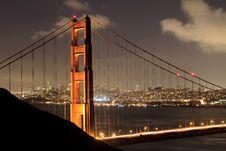 Free Golden Gate Royalty Free Stock Photo - 18516285