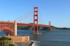 Free Golden Gate Stock Images - 18516324