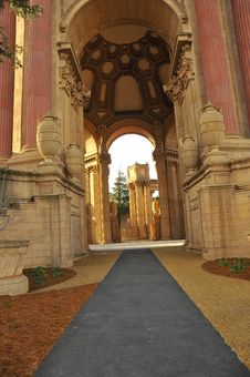 Free Palace Of Fine Arts Stock Photos - 18517733