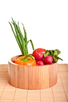 Free Different Ripe Vegetables Stock Images - 18518334
