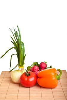 Free Different Ripe Vegetables Stock Photo - 18518350