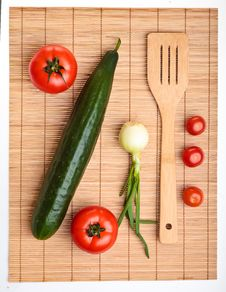 Free Different Ripe Vegetables Royalty Free Stock Image - 18518416