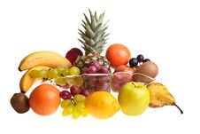 Free Different Fruits Composition Stock Photo - 18518650