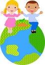Free Boy And Girl Stock Image - 18521351