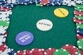 Free Many Poker Chips Stock Image - 18523841