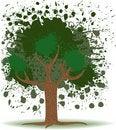 Free Tree Blob Stock Image - 18528581