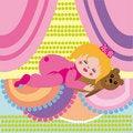 Free Sleeping Baby Stock Photo - 18529630