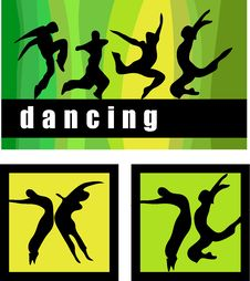 Free Dancing Stock Photography - 18520072