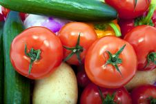 Free Vegetables Royalty Free Stock Image - 18520966